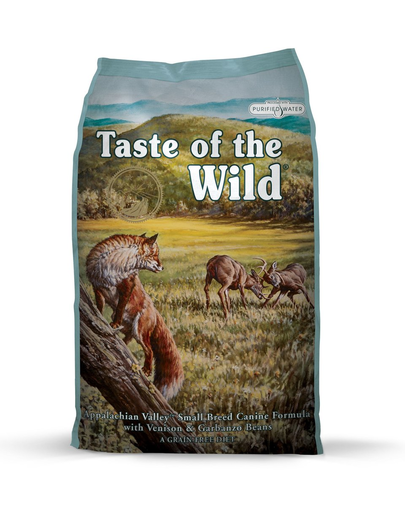 TASTE OF THE WILD Appalachian Valley hrana uscata caini adulti talie mica 2 kg