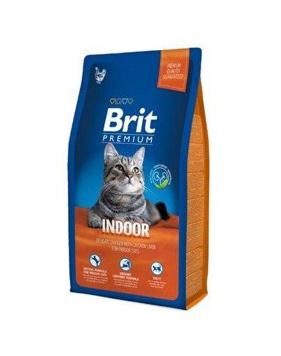 BRIT Premium Cat Indoor 800 g