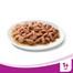 WHISKAS Hrană umedă pentru pisici pui în sos 400 g