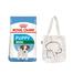 ROYAL CANIN Mini Puppy / Junior hrana uscata caine junior 2 și 10 luni, rase mici 16 kg + rucsac (2 x 8 kg)