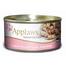 APPLAWS hrana umeda pentru pisici, cu ton si creveti 70 g x 12 (10+2 GRATIS)