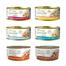APPLAWS Cat Grain Free MIX arome hrana umeda pentru pisici in sos 70 g x 12 (10+2 GRATIS)