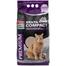 COMFY Nisip compactor pentru pisici Benta Compact, cu lavanda 10L