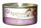 APPLAWS macrou și sardine 70 g